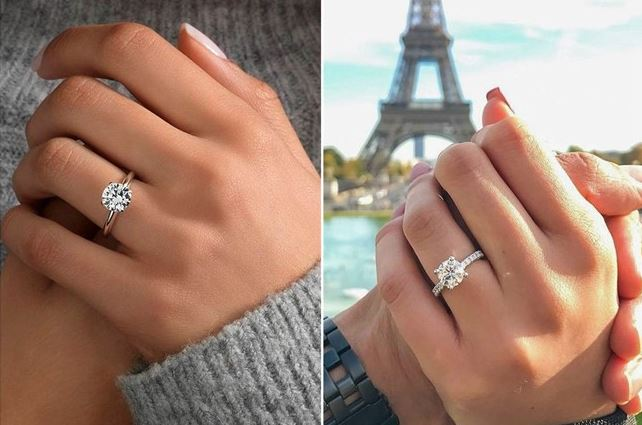 engagement ring examples
