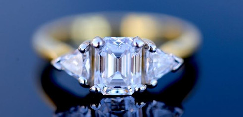 buying used diamond jewelry