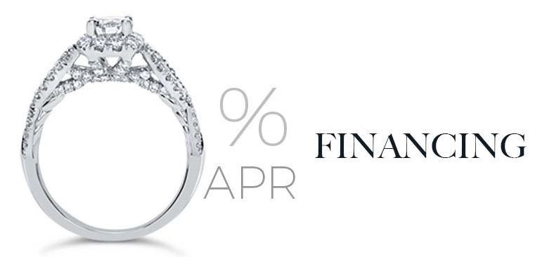 credit options engagement ring